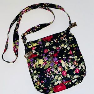Handbags - B1G1 Floral Crossbody Purse
